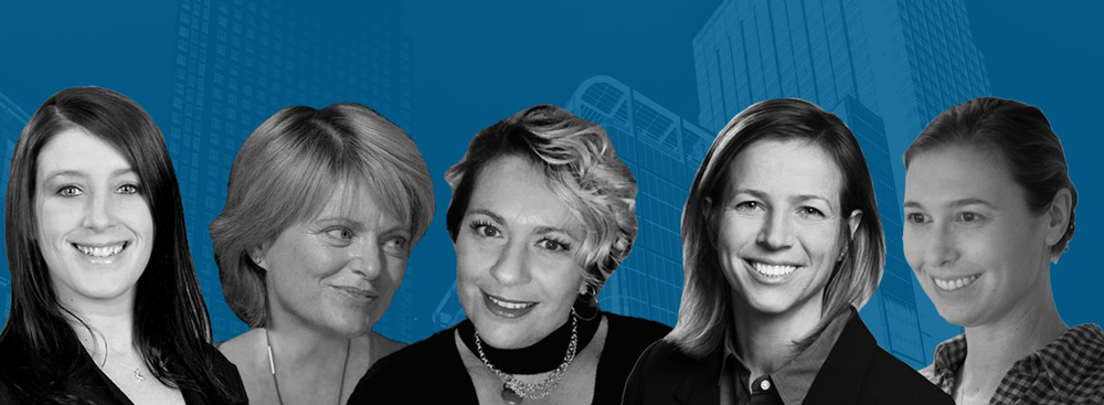 International Women's Day in the BAS Industry featuring Therese Sullivan, Nancy Myers, Nicole Conklin, Stefani Szczechowski, and Jessica Wilson