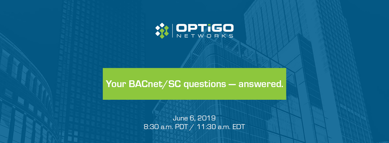 BACnet Secure Connect webinar