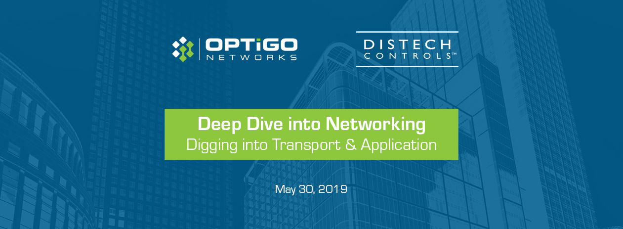 Deep Dive into IT Networking Transport and Application