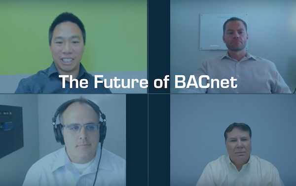 The Future of BACnet featuring Pook-Ping Yao, Adam Rinderle, Phil Zito, and Andy McMillan